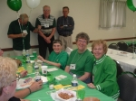 They still wear their CD green with pride!  Martha Gipe Hoffner, Karen Witmer Mummert and Bonnie Kapp Johnston - all fro