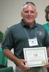 2009 Alumnus of the Year - our first recognition - Jeff Sweigard, Class of 1977