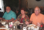 Paul Klase, Nance Welch, Ken Weller - July 2011