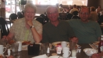 Judith Emmers, Terry Shope, Dan Nardi - July 2011