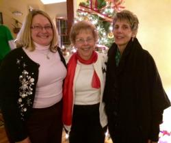 JoAnn Beadencup, Bonnie Johnston, and Bev Bosak